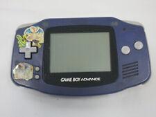 B406 Nintendo Gameboy Advance console Violet Japan GBA