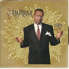 45 TOURS  MC   HAMMER   PRAY µ   (A)