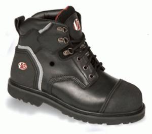 V12 Powerwear V1238 BANDIT Steel Toe Boots SIZE 12 - SALE