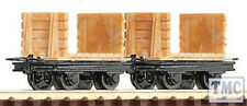 RC34604 Roco HOe Scale Coal Mine Wagons (2)