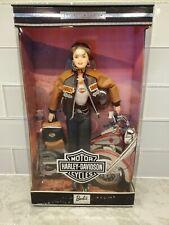 Harley Davidson Barbie - 1999 Mib