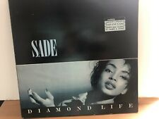 "Sade – Diamond Life - 12"" Vinyl LP Album 1984 - Epic – EPC 26044"