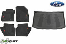2014-2016 Ford Fiesta ST All Weather Rubber Floor Mats Cargo Area Protector OEM (Fits Ford Fiesta)  sc 1 st  eBay & Ford Fiesta Car u0026 Truck Interior Cargo Nets Trays u0026 Liners | eBay markmcfarlin.com