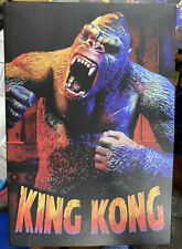 NECA Ultimate King Kong Illustrated 7'' Action Figure (42748)