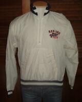 Vintage LOGO 7 Boston Red Sox 1986 World Series 80s Windbreaker Jacket Sz L RARE