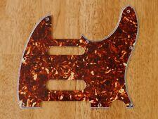 PICKGUARD BROWN TORTOISE SHELL 4 PLY FOR DELUXE NASHVILLE TELECASTER