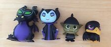 Funko Disney Villains Mystery Mini HT Exclusive MALEFICENT Set DRAGON GOON BIRD