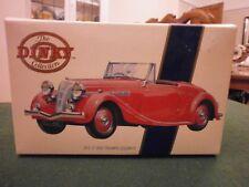 Dinky Matchbox DY-S 17 1939 Triumph Dolomite