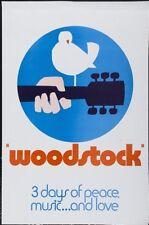 "Woodstock Poster #01 24""x36"""