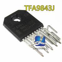 1pcs TFA9843J Encapsulation:ZIP-9,D52 - BACKSHELL ENVIRON EMI-RFI STRT MIL new