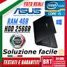 PC NOTEBOOK PORTATILE ASUS PRO ADVANCED B43A CPU I5 4GB RAM HDD 256GB +WIN10 PRO