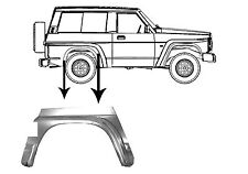 Arc d'aile arrière droit Nissan Patrol GR Y60 2 portes 1987-1997