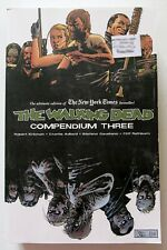 The Walking Dead Compendium Vol. 3 Image Graphic Novel Comic Book