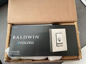 Baldwin Arched Evolved Smart Lock - Bluetooth Deadbolt