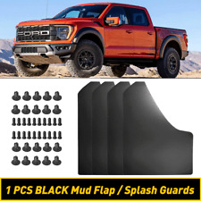 New For Car Pickup Suv Truck Tires Mud Flaps Splash Guards Fender Withhardware Eom Fits Toyota