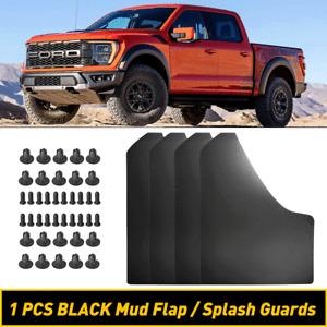 New For Car Pickup SUV Truck Tires Mud Flaps Splash Guards Fender W/Hardware EOM