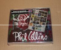 PHIL COLLINS - THE SINGLES - DELUXE 3 CDs LIMITED - NEUF / SCELLE