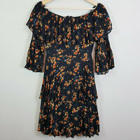 BARDOT | Womens Floral Print Ditsy Dress - As New[ Size AU 6 or US 2 ]