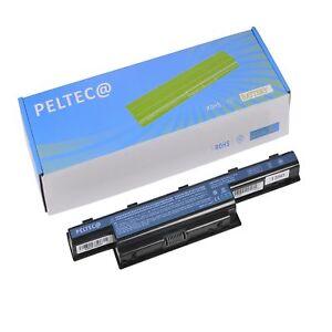 PELTEC@ AKKU für Acer Aspire 7741-G 7741Z 7741-Z 7741ZG 7741Z-G 7750 7750G