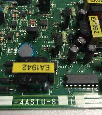 NEC - Nitsuko - Tie 124i 92040 DX2NA-4ASTU-S1 4 Port Analog Station Card Board
