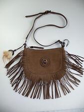 d63bb9085c Sac bandoulière à main marron en faux cuir pour femme | Achetez sur eBay