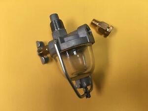 Case Tractor D DC R RC S SC V VC VA VAC Fuel Sediment Bowl 03990AB1