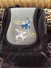 Pokemon Diamond & Pearl Version Small Back Pack Carry-all