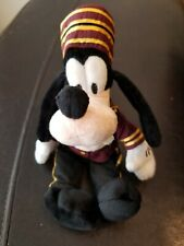 "Used Walt Disney World Goofy Plush Doll 8"" Marching Band"