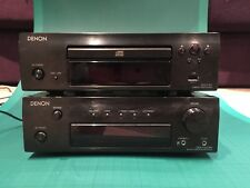Denon F107 HiFi With DAB Tuner, CD Player & USB Input & Remote Control