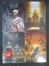 ALIX  Senator  Band 1,2,3,4  komplett   Splitter Verlag Neuware