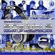 DMC Essential Warm Up 90s Monsterjam Vol 2 Party DJ CD Mixed By Ivan Santana