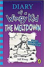 NEW Diary Of A Wimpy Kid The Meltdown Book 13 Diary Of A Wimpy Kid 13