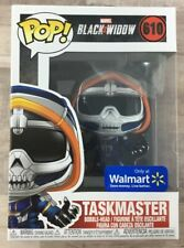 Funko Pop! Black Widow Movie Walmart Exclusive Taskmaster #610 B03