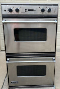 """VIKING PRO SERIES VEDO205-SS 30"""" DOUBLE WALL OVEN FREE SHIPPING!!"""