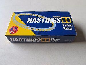 Hastings Piston Ring set fit Dodge Chrysler Jeep 3.3L 3.7L (2M4636020)