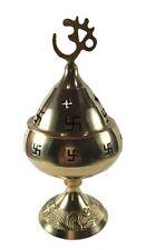 Brass Diya/ Deepam Akhand Deep  Puja Oil Lamp Hindu Pooja Items  Aarti Deep