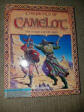 Conquests of Camelot: The Search for the Grail 3.5 Floppy Disk BM MS-DOS
