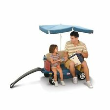 Little Tikes Deluxe Ride  Relax Wagon with Umbrella W