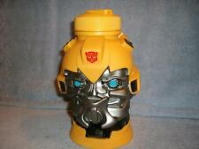 Bumblebee Sippy Cup Water Bottle Container Universal Studios Transformers 2012