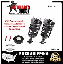 2 Complete Struts Conversion Kit From Z55 AutoRide to Passive Silverado 1500