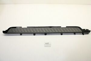NEW MITSUBISHI MONTERO RUNNING BOARD SIDE STEP 2002-2006 OEM PAJERO Black RH