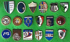 NEW 18 pins ITALY football clubs pins metal badges football pins ITALY football