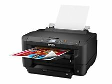 Epson WorkForce WF-7110 Wireless and WiFi Direct, Wide-Format Color Inkjet Prin