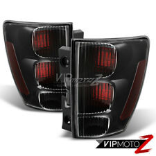 05-09 Chevy Equinox [Dark Tinted] Factory Style Rear Brake Tail Lights Lamps L+R