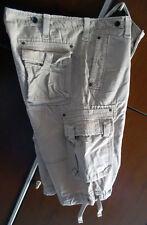 Pantalone Tempo Libero-Trekking Corto Tg.56 (Solo Lavato)