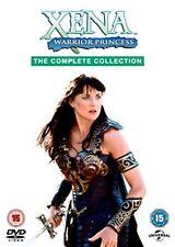 XENA WARRIOR PRINCESS The COMPLETE COLLECTION SEASON 1 2 3 4 5 6 DVD BOXSET