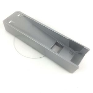 Genuine Nintendo Wii Stand Base Silver With Clear Round Base