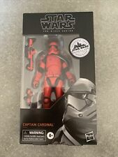 Star Wars Black Series Captain Cardinal Trading Outpost by Hasbro Galaxy?s Edge