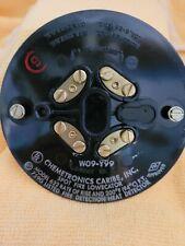 Chemetronics Heat Detector Two Circuit Normally Open