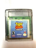 Toy Story Racer  NINTENDO GAMEBOY COLOR GAME Tested WORKING Authentic